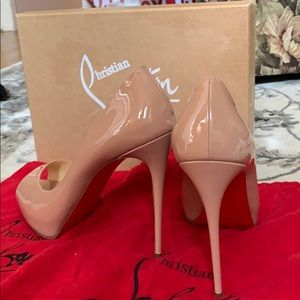 Christian Louboutin Very Prive *see description*